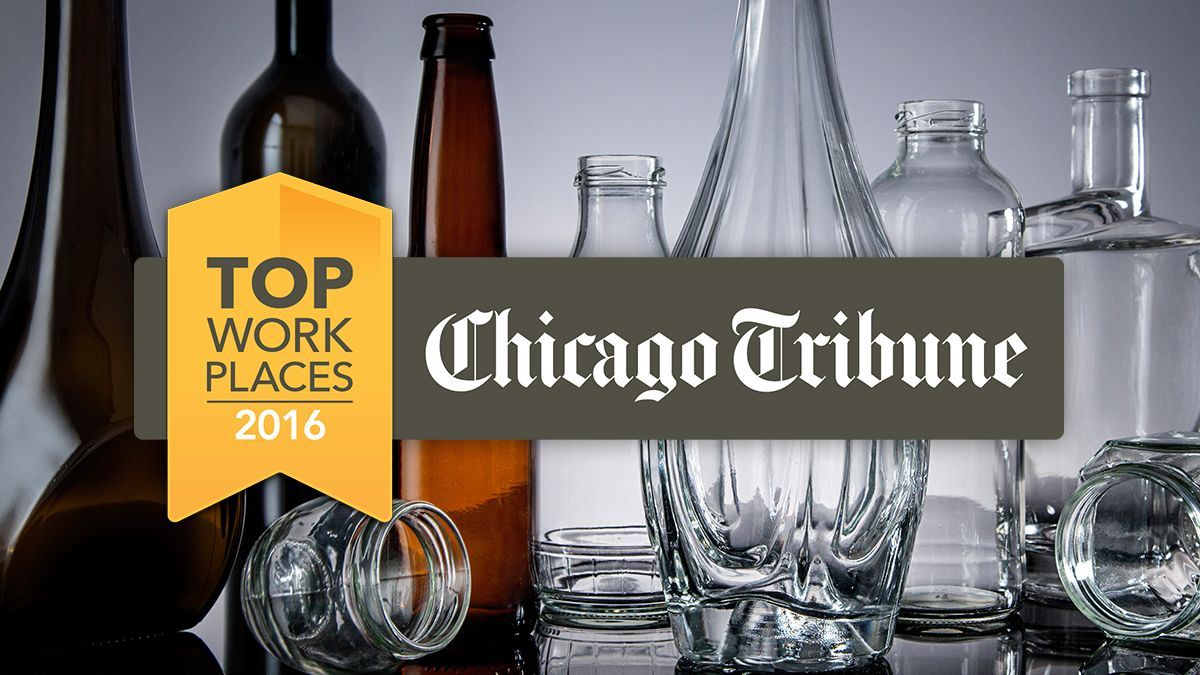 Berlin Packaging Named to Chicago Tribune's 2016 Top Workplaces List