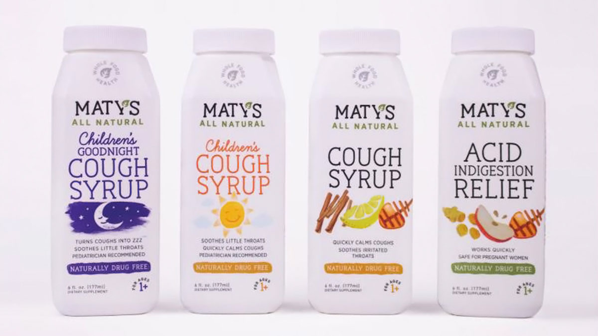 Packaging Digest – Maty's Pharmaceutical Packaging Radiates 'Home Remedy'