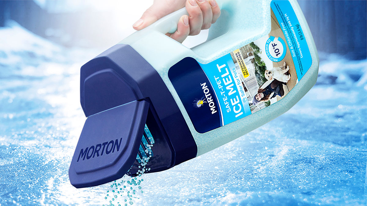 Packaging World – Paw-Friendly Ice Melt Gets Beefed-Up Package