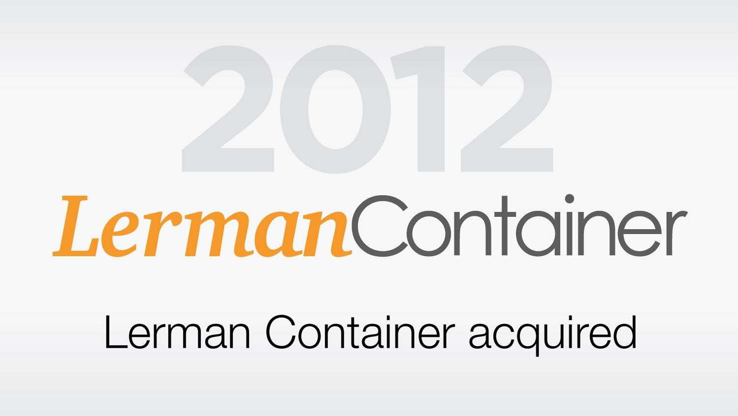 Lerman Container