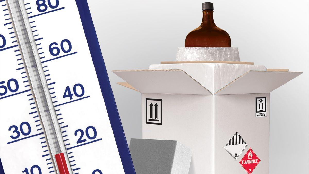Shipping Temperature Sensitive Materials Considerations