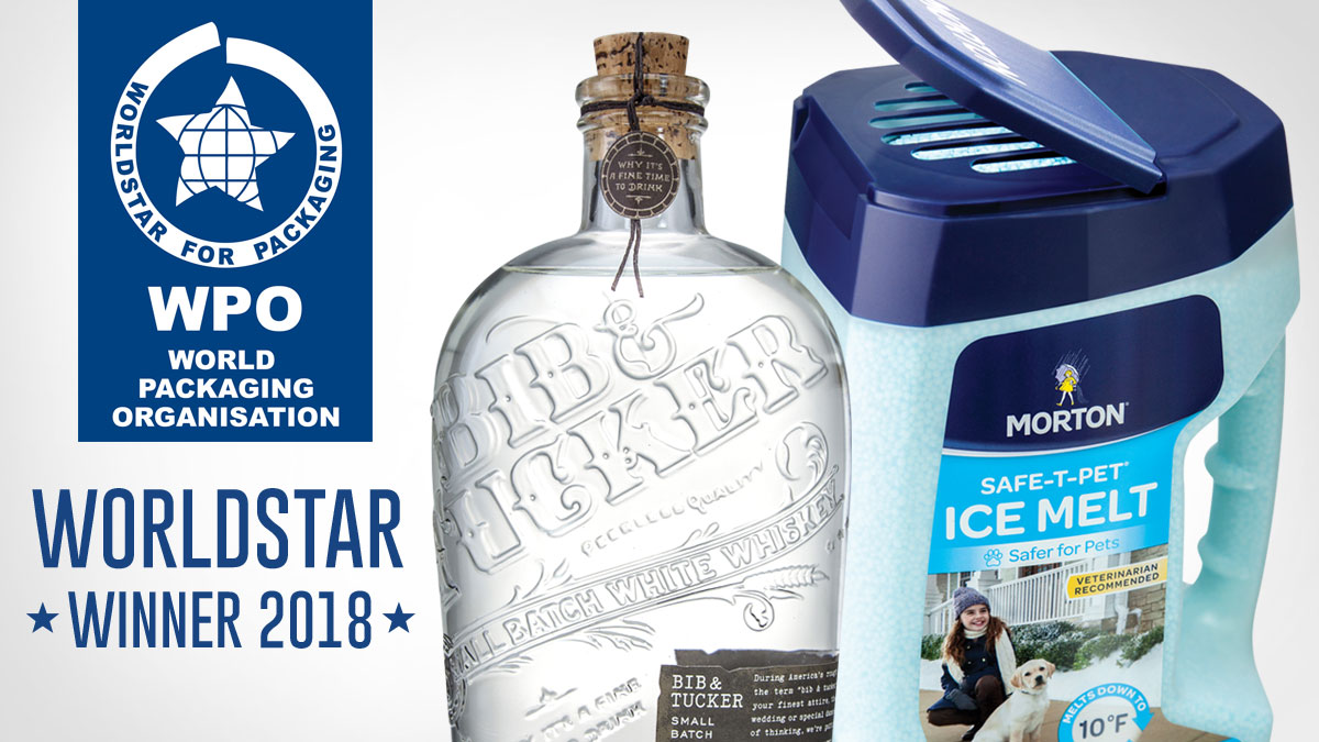 Berlin Packaging Wins Two WorldStar Packaging Awards, Sets a Company Record in 2017 for Total Awards