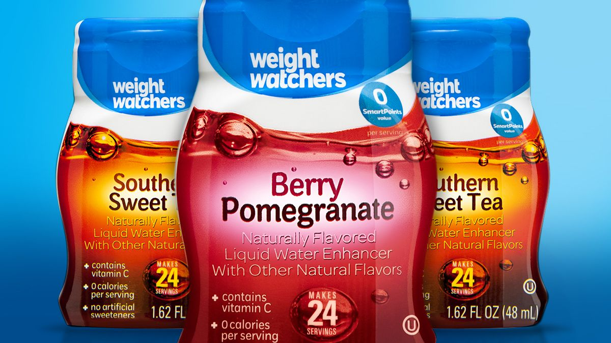 Brand Packaging – Bottle Tips the Scales for Weight Watchers
