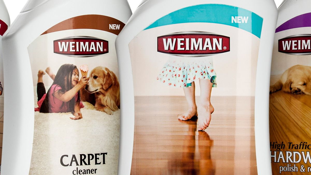 berlin packaging in packaging world - new floor cleaning bottle