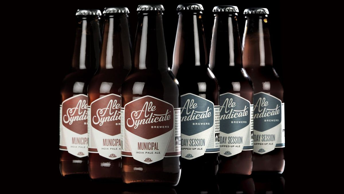 Label & Narrow Web – Berlin Packaging Crafts New Look for Ale Syndicate Brewers