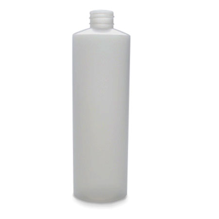 16 oz Natural HDPE Cylinder