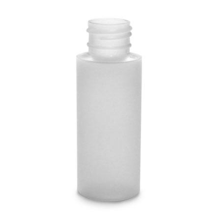 2 oz Natural HDPE Cylinder