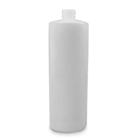 32 oz Natural HDPE Cylinder