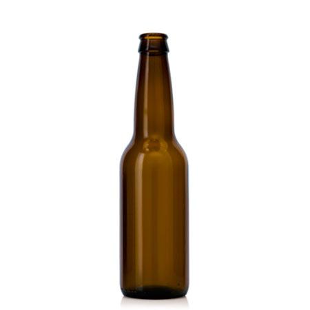 12 oz Amber Glass Beer