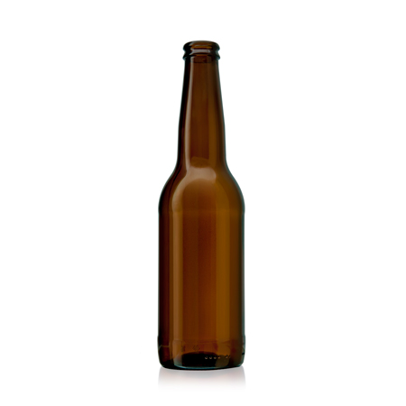 12 oz Amber Glass Beer Wholesale Containers