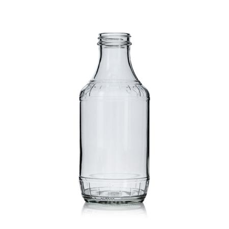 16 oz Flint Glass Decanter