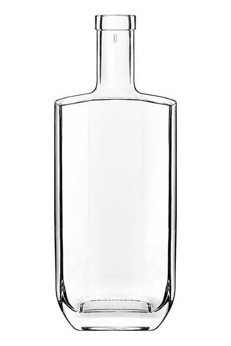 750 ml Extra Flint Glass Julia