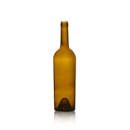 750 ml Glass Claret Taper - 2588
