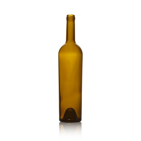 750 ml Glass Claret Taper - 2562