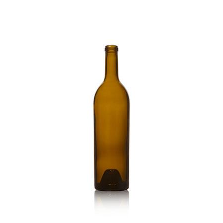 750 ml Glass Claret Taper - 2161