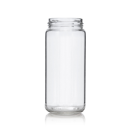 16 oz Flint Glass Paragon